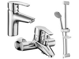 Набор смесителей для ванной Imprese Horak 0510170670