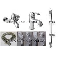 Набор смесителей для ванной Sanarm UTOPIA