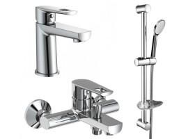 Набор смесителей для ванной Volle Benita 041036