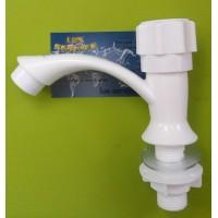 Смеситель для раковины на 1 воду пластиковый Perfekt Mono Centre