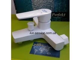 Пластиковый смеситель для ванны Perfekt Premium