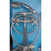 Смеситель для ванны Sanarm DECO L-300 - Н-3011A - M