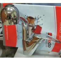 Смеситель для кухни с выдвижным изливом Sanarm ELEGIA H-2164-6