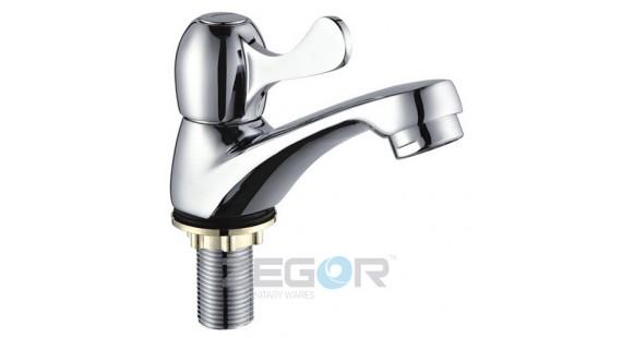 Смеситель для раковины на 1 воду Zegor T11-BEY-A701 photo1