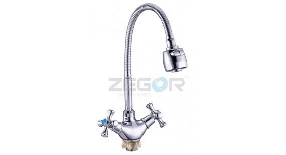 Смеситель для кухни Zegor DTZ4-E827 photo1