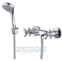 Смеситель для душа Zegor DTZ5-A827
