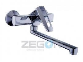 Смеситель для кухни настенный Zegor NOF12-A033