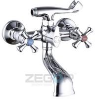 Смеситель для ванны Zegor DAK3-A827