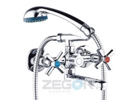 Смеситель для ванны Zegor DMT3-A722