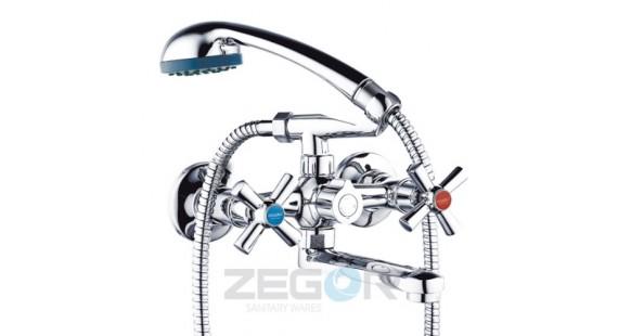 Смеситель для ванны Zegor DMT3-A722 photo1
