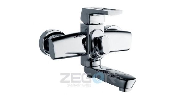 Смеситель для ванны Zegor NEF3-232 photo1