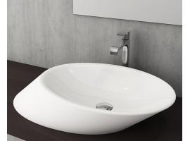 Раковина-чаша Bocchi MILANO 1021-001-0126 глянцевая белая