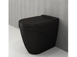 Унитаз напольный Bocchi TAORMINA ARCH 1016-005-0129 черный