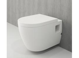 Унитаз подвесной Bocchi PARMA S 1265-001-0129 белый