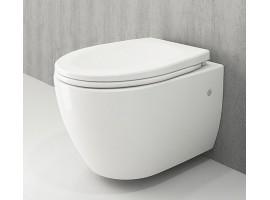 Унитаз подвесной Bocchi XL 1167-001-0129 белый