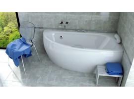 Ванна акриловая Besco MILENA 150х70 см правая