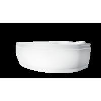 Ванна акриловая Besco DELFINA 166х107 см правая