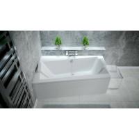 Ванна акриловая Besco INFINITY 170Х110 см левая