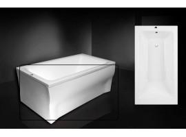 Комплект панелей для ванны Besco TALIA 100х70 см