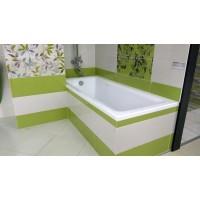 Ванна акриловая Besco TALIA 100х70 см