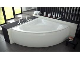 Ванна акриловая угловая Besco MIA 120х120 см