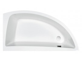 Ванна акриловая Cersanit Nano 140х75 правая