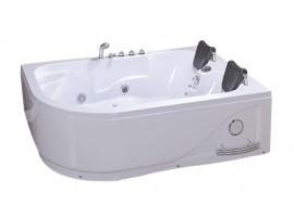 Ванна гидромассажная акриловая 180х120 см Iris TLP-631-R