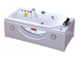 Ванна гидромассажная акриловая 168х85 см Iris TLP-634-G
