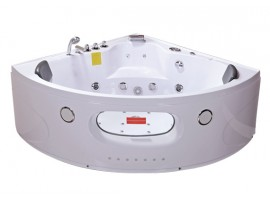 Ванна гидромассажная акриловая 152х152 см Iris TLP-638