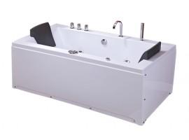 Ванна гидромассажная акриловая 180х90 см Iris TLP-658