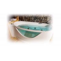 Ванна акриловая 170х96 Тритон Милена правая