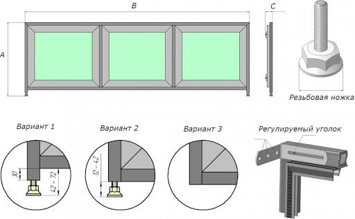 Как считаются размеры экранов и как их регулировать